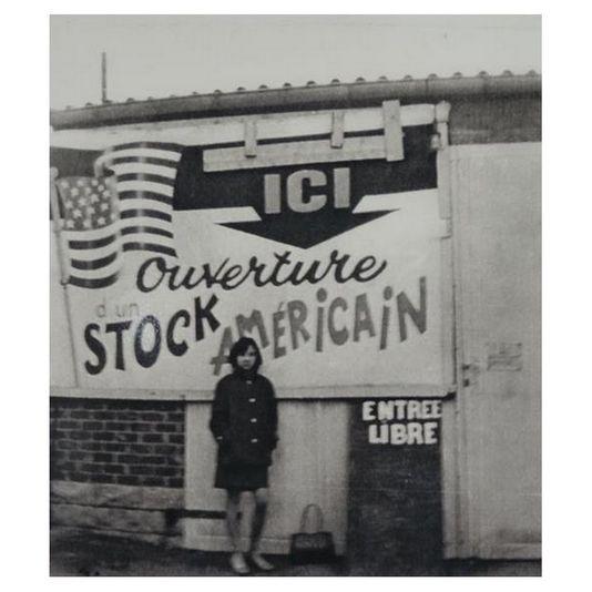 Ouverture du Stock américain à Anthisnes en 1966
